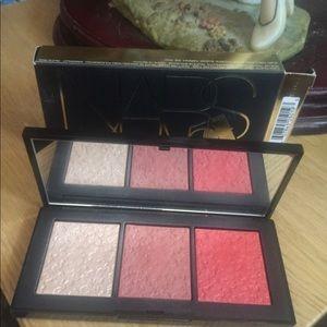 NARS Studio 54 LTD edition Blush Palette w/box